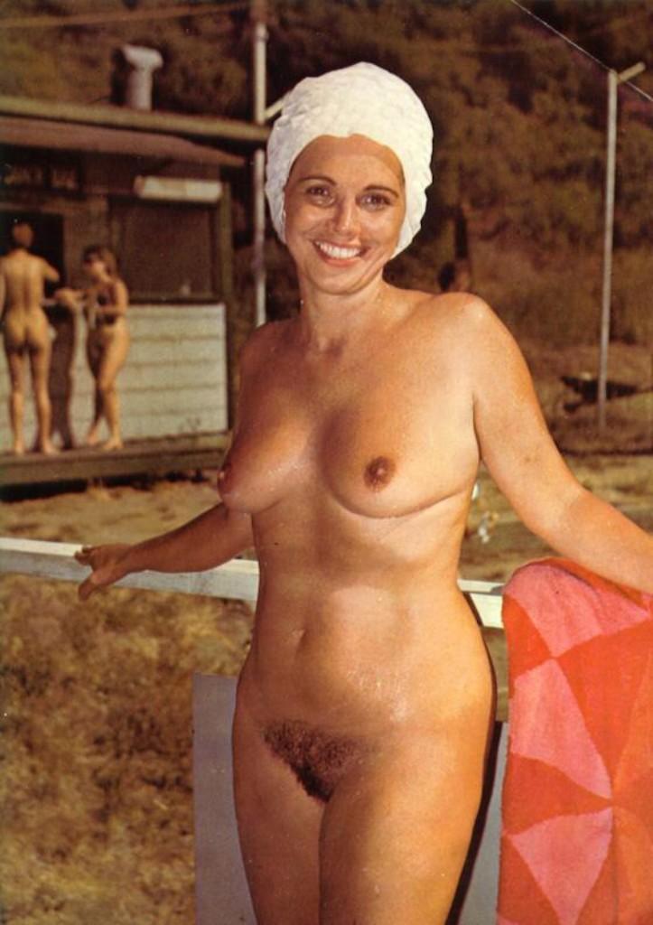 hairy nudist vintage