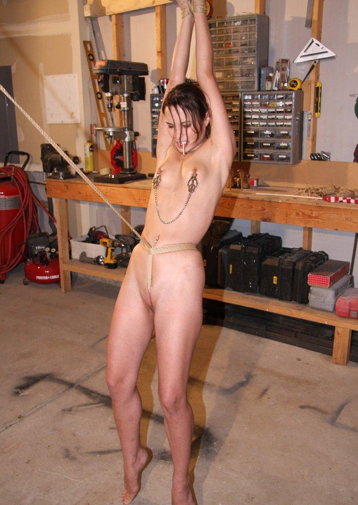 Crotch Job Bondage Coedcherry 1