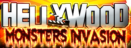 Hellywood   Monsters invasion